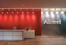 SANTA MONICA RESOURCE CENTER / Check out what's happening at the Allsteel Office Furniture Resource Center in Santa Monica, California. / by Allsteel