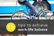 WORK OUT AT WORK / Ways to fit Fitness into your workday to reduce stress, and keep you healthy. / by Allsteel