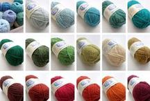 More knit stuff available from Skein Queen
