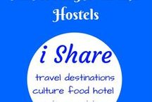 Hotel Guide for Travel Destinations / Travelers' favorite hotels at various destinations...