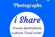 Inspiring Photographs / Destination Photographs, Photography tips and Insta