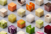 Food / Art / Food art & food styling.