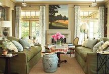 Interior Inspirations / by Robyn Winwood
