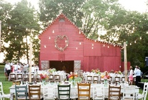 Stunning Weddings: Barn/Home  / A collection of the sweetest bar/home weddings.