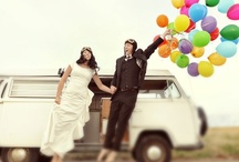 Balloons! / A collection of great ways to use balloons into any event décor.