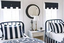 High Contrast / my favorite color combination: black and white.  / by Emily Sanders
