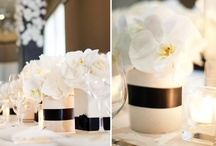 Stunning Weddings: Black and White