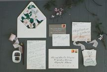 invitations & paper goods / by Ana Karen del Valle