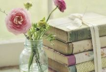 Very Vintage / Call it shabby-chic, antique or just plain old. I love everything VINTAGE.