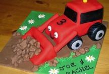Case IH and Farmall Birthday Ideas / by Illinois Farm Bureau