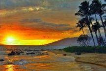 Dream vacation spots