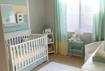 Nursery / Inspiring nursery designs ~ Theme ideas, color palettes, furniture, and all the cute details that you and baby will love!
