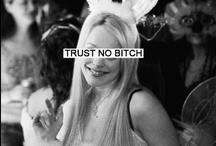 Werd (Sαy Thαt Agαin) / Cause a Bitch always got something to say. / by trendy BITCH