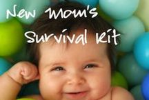 Mom Must Knows / Tips, tricks, and secrets for the journey of motherhood!