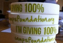 Camps Foundation / The Camps Foundation raises the additional funds needed to support the huge range of project commitments by Camps International. The company pays for all administration expenses, so that every penny raised by the Foundation is a penny spent on projects around the world. 100% of all donations raised are spent on essential projects.