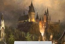 Hogwarts / Harry Potter, Hogwarts, Slytherin house / by Colleen Bailey
