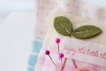 Unique # Pin Cushions