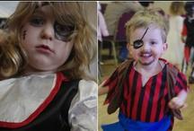 Pirates Children's Birthday Party