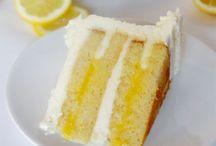 Cake!  Everybody Loves Cake! / by Jessica Chenault
