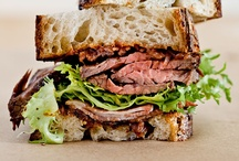 Sandwiches Are Beautiful, Sandwiches Are Fine / by Jessica Chenault