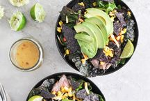 Salads, Of a Sort / by Jessica Chenault