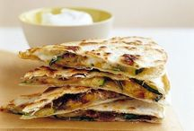 Tacos and Quesadillas / by Jessica Chenault
