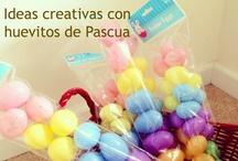 Ideas de Pascua - Easter / Decoraciones para Easter y Pascua, DIY, proyectos en casa ahorrativos con ideas de Pascua / Easter
