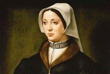Historic Clothing -16th century, European