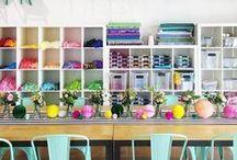 Office & Craft Room Ideas