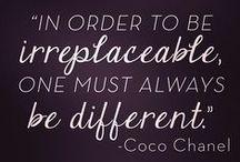 Inspirational Quotes / #quotes #qotd #inspiration #wordstoliveby #napoleonperdis