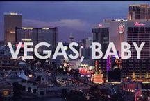 """Viva Las Vegas / I have a slight obsession with Las Vegas. Perhaps it's because I've been there twice now, once as an 11 year old and once for a couple of days for my husband's gamer tournament (long story) and neither time have I gotten the """"true Vegas experience"""". It is so glamorous I want to go back!!"""
