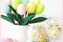 Hippity Hoppity Easter's On Its Way / by Jessica Chenault