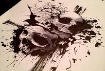 .Inkspiration  / Drawings or ideas that would look great as tattoos