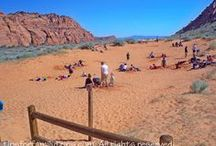 St. George, Utah, Daycation / So much to do in Sunny Saint George! This board is dedicated to family friendly vacationing in St. George and the surrounding area.   / by Robyn Winwood