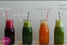 Juices and Smoothies / by Robyn Winwood