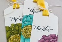 Stampin' Up! Blendabilities / Our new alcohol markers!!