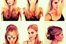 How to hair / How to hair tutorials