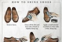 Men's Style Tips / Tutorials and tips for men's fashion.