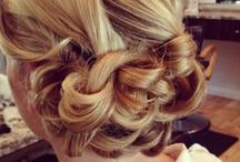 Formal hair / Special occasion hair
