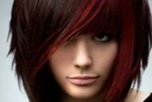 Hair ideas for clients / Cuts & colors