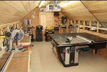 Workshop Ideas / Ideas for the woodworking workshop.