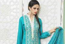 Spring Salwar Kameez Collection / Spring salwar kameez collection from leading designers in Pakistan.