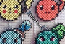 Perler beads / Bead designs
