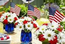 Let Freedom Ring! / 4th of July crafts, decorations, and of course, food!  / by Illinois Farm Bureau