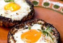 sunday breakfast / brunch ideas