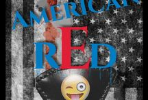 American Red / Chapter graphics saved from WattPad