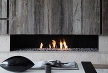 Fire Pits & Places / inspired fire pit and place design