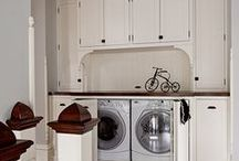 Laundry ~ Wash Day ~ The Small Laundry Room