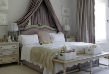 Bedrooms Sleeping Beautiful / by The Decorated House ~ Donna Courtney