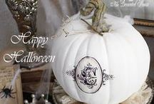 Halloween & Fall Decorating / by The Decorated House ~ Donna Courtney
